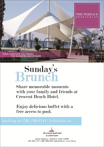 JOIN US FOR EASTER SUNDAY  BRUNCH AT THE TERRACE